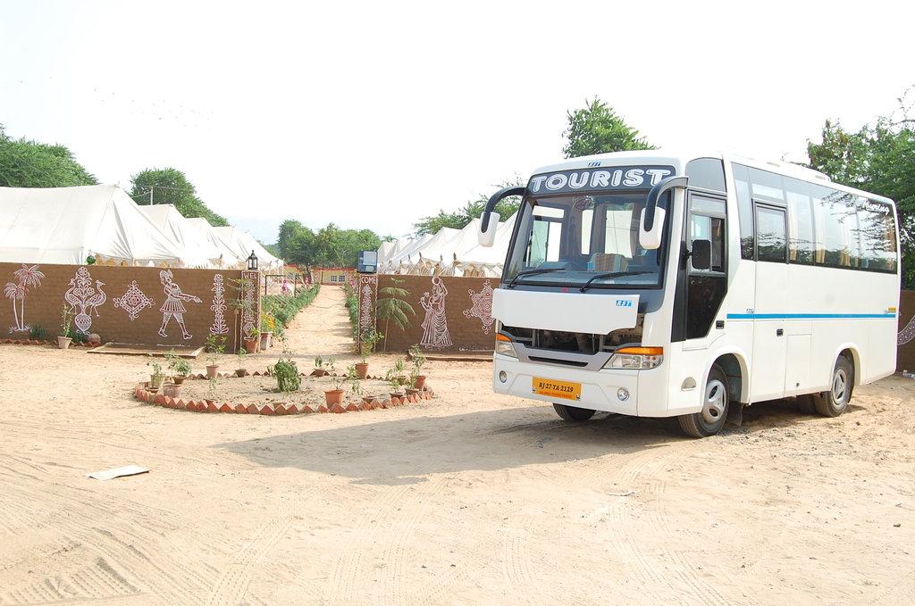 Rajasthan Royal Desert Camp