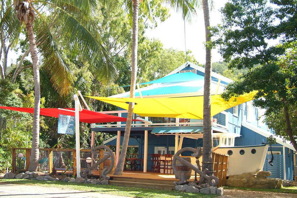 Arcadia Beach Guest House