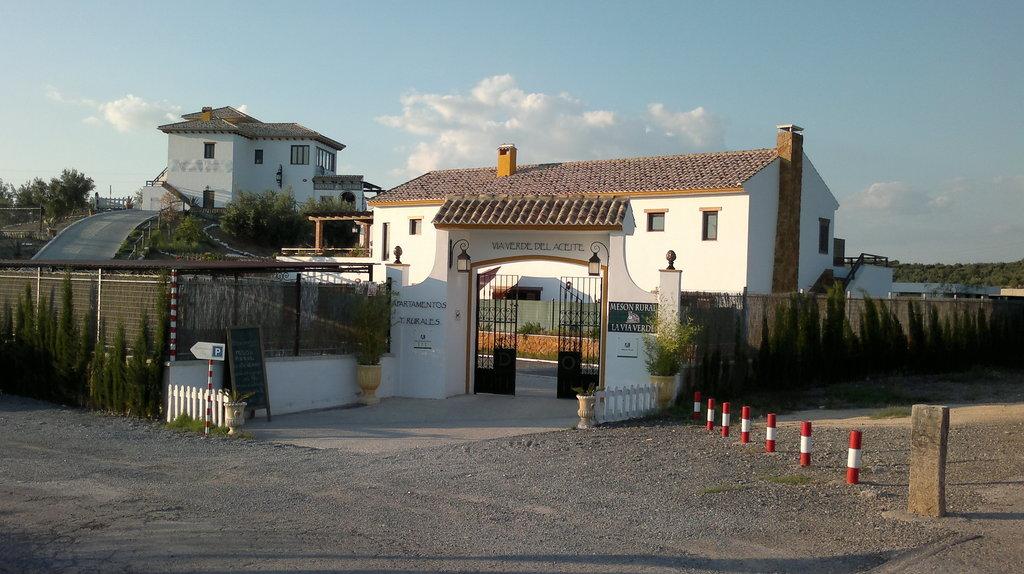 Apartamentos Turistico Rurales Via Verde del Aceite