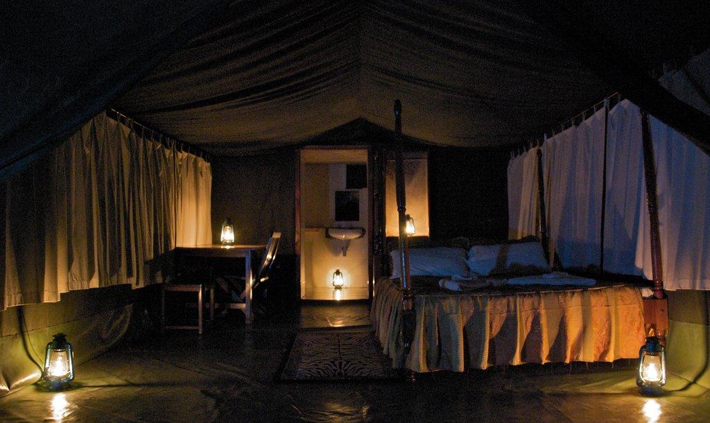 Kichakani Mara Camp