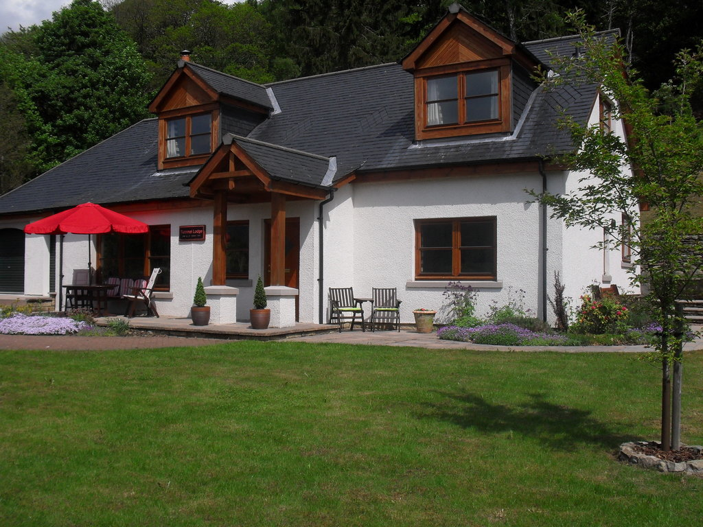 Tummel Lodge