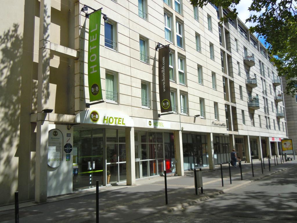 B&B Hotel Nantes Centre