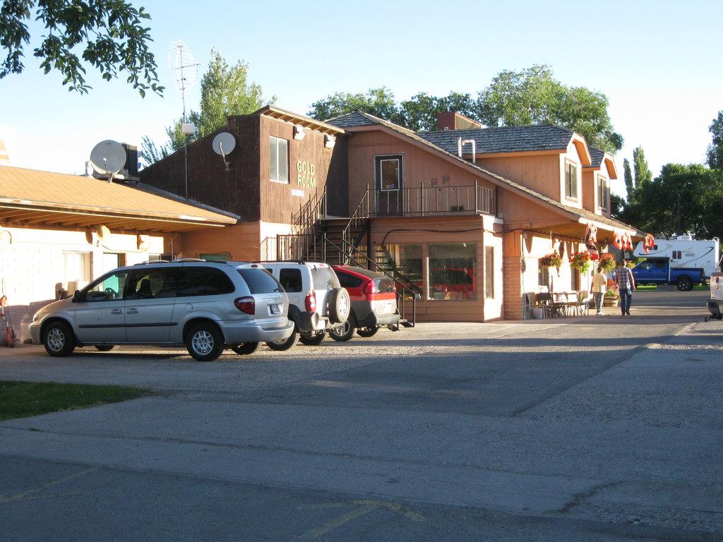 Rancher Motel Cafe