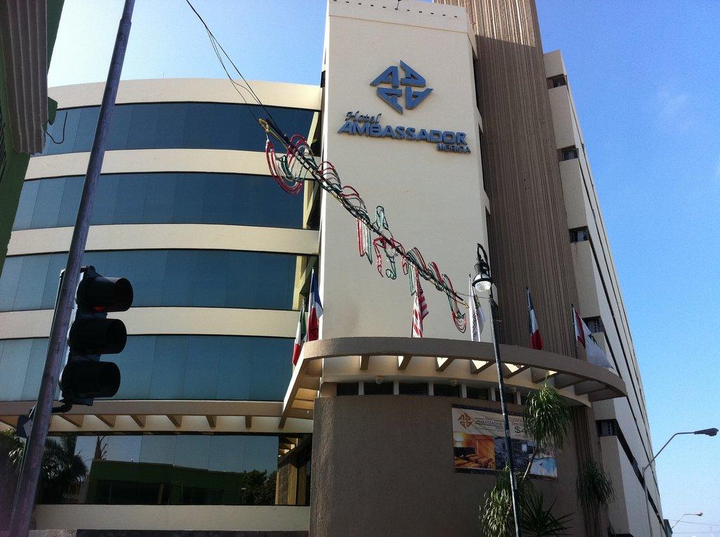アンバサダー ホテル メリダ