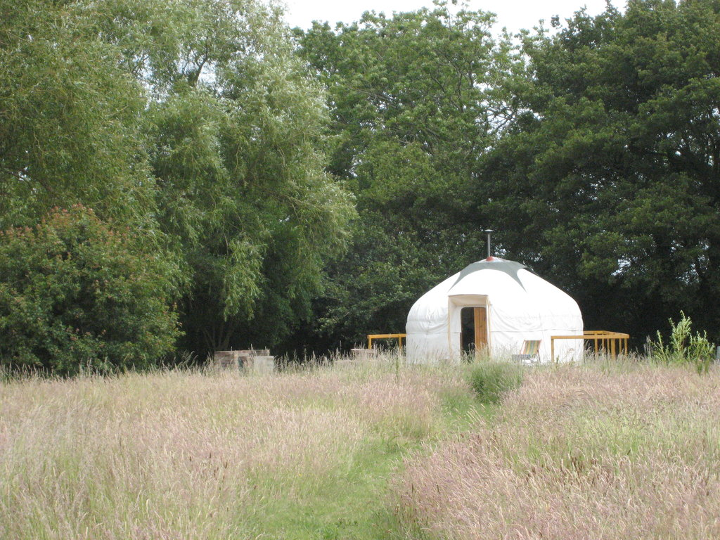 Ivy Grange Farm Yurt Holidays