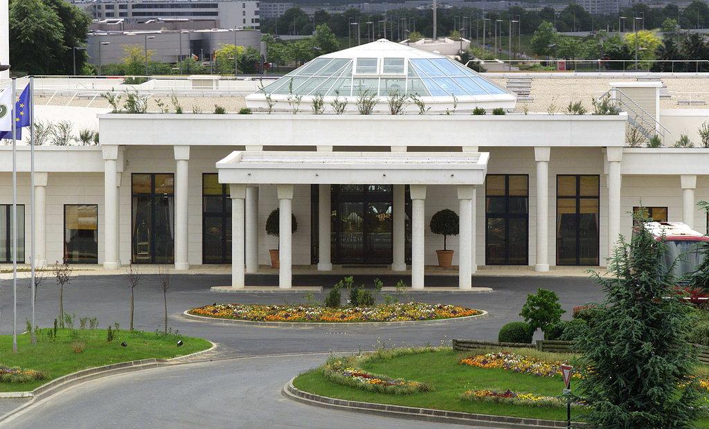 Paris Charles de Gaulle Airport Marriott Hotel