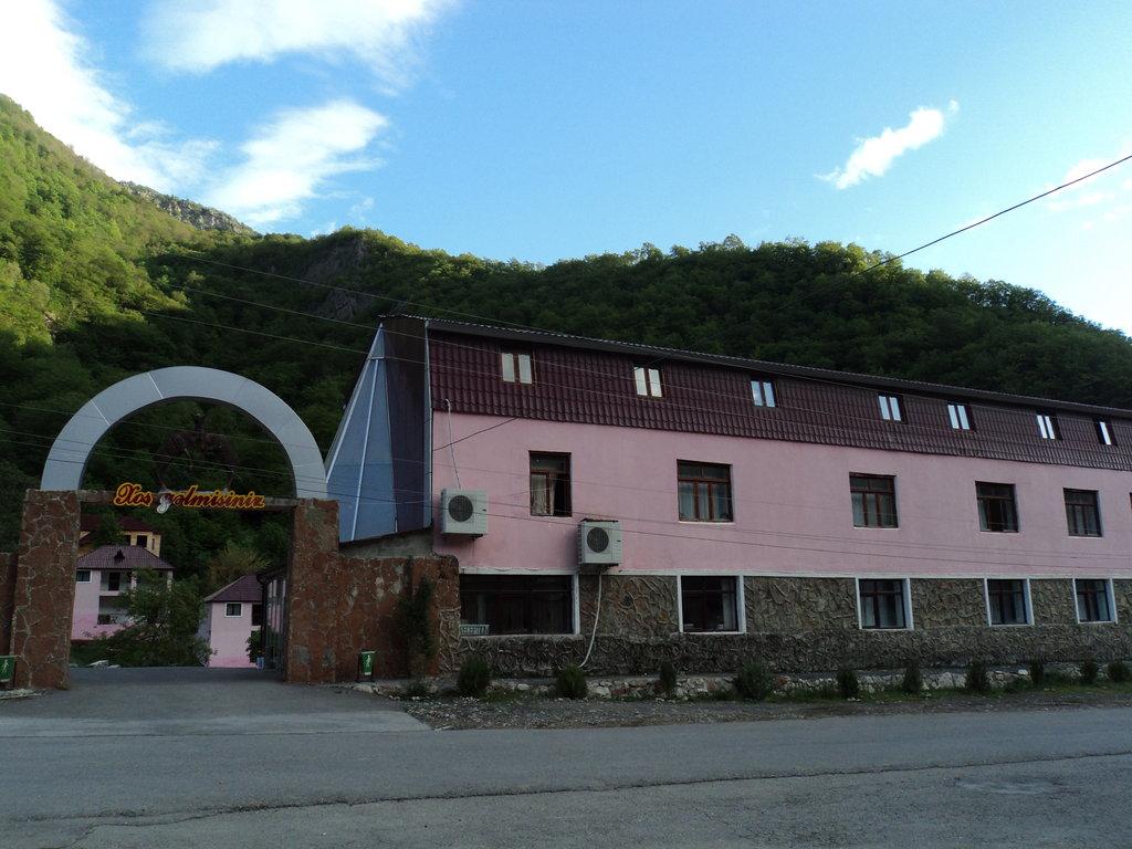 Hotel Nazli Bulag