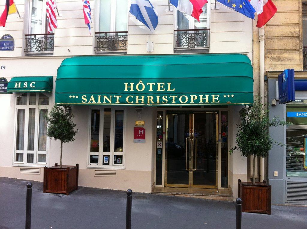 ホテル サン クリストフ
