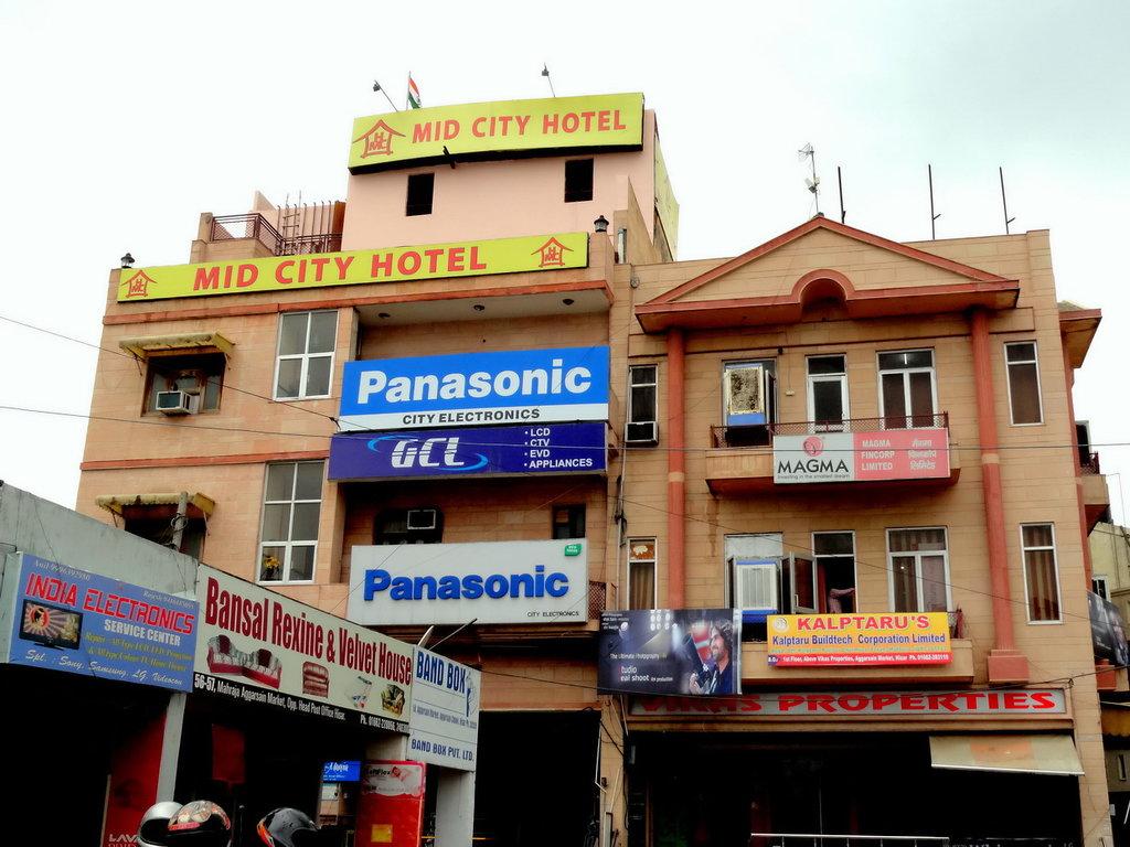 Hotel Mid City