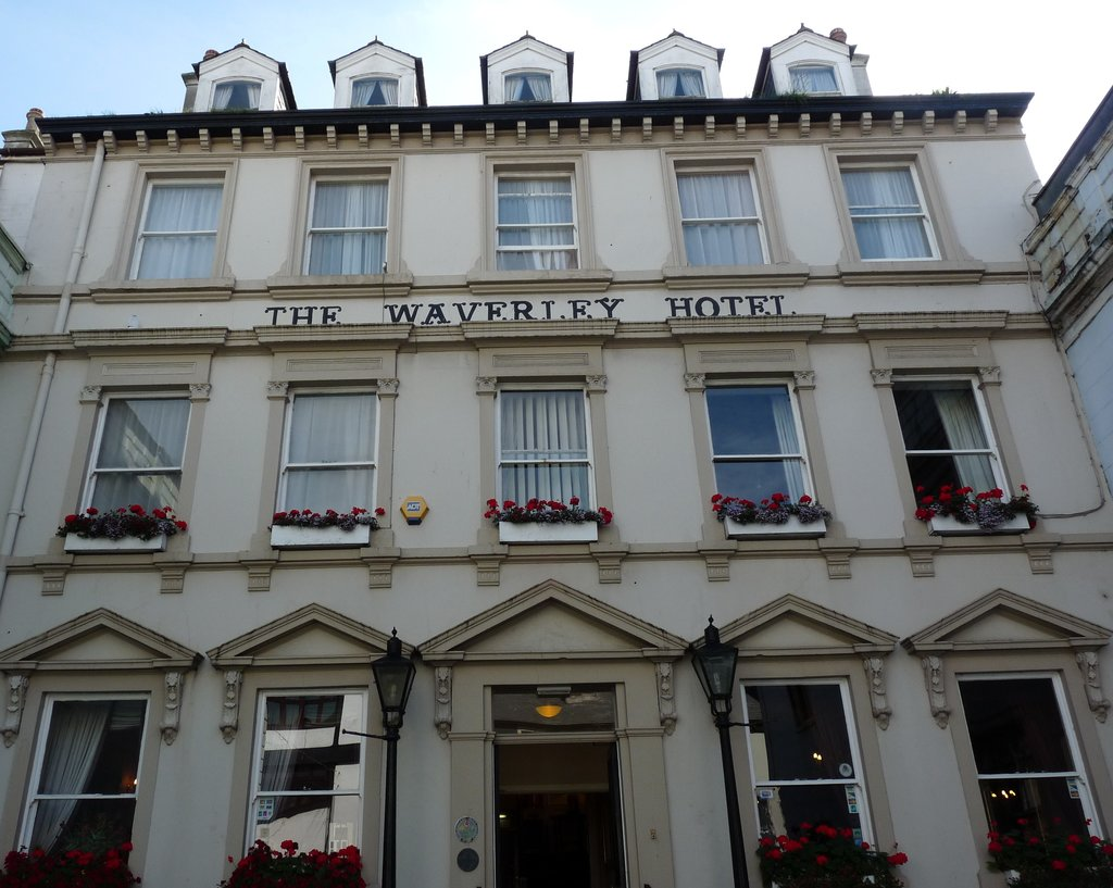 ‪The Waverley Hotel‬