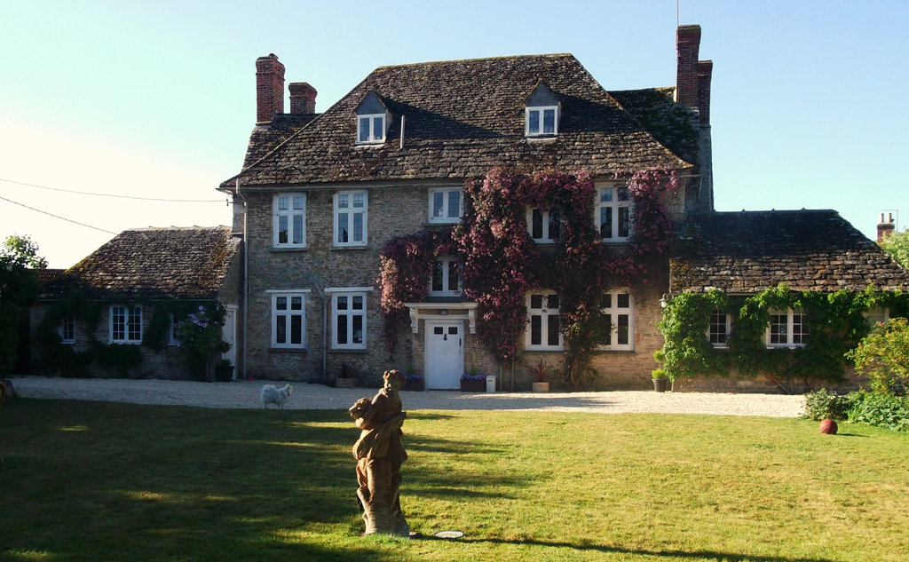 Buscot Manor