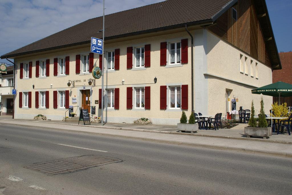 Hotel de Ville - Restaurant