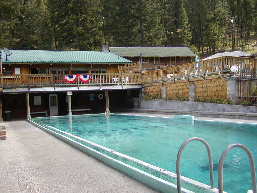 ‪Lost Trail Hot Springs Resort‬