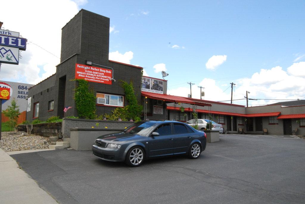塞爾柯克汽車旅館