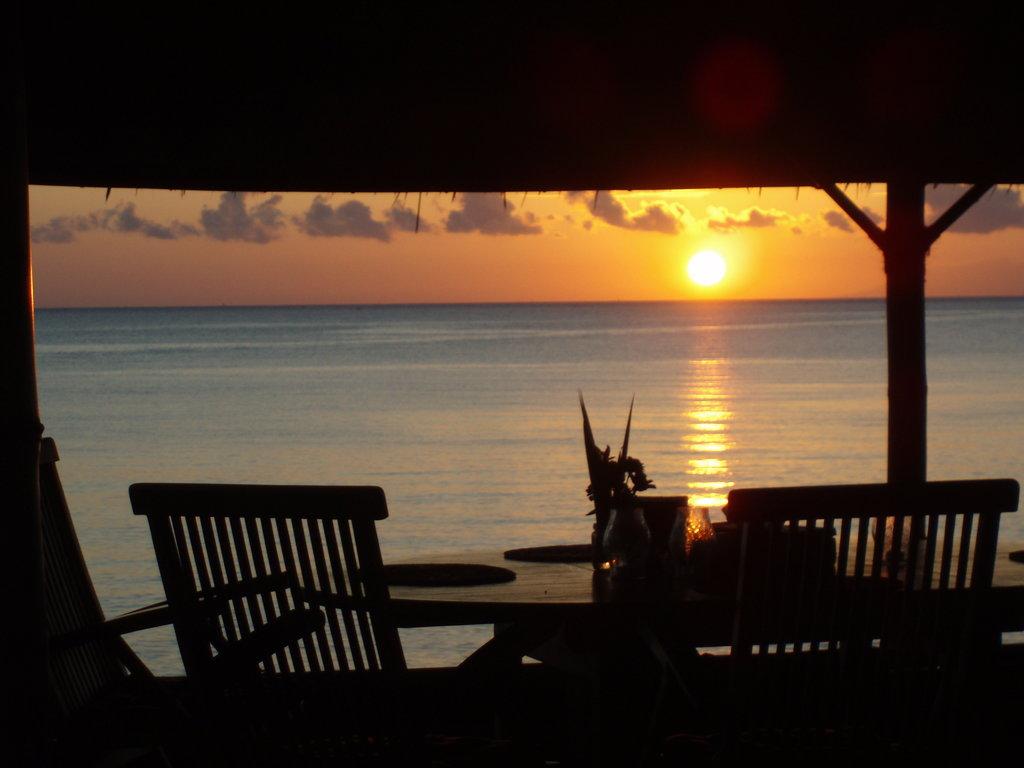托呀巴厘海灘平房