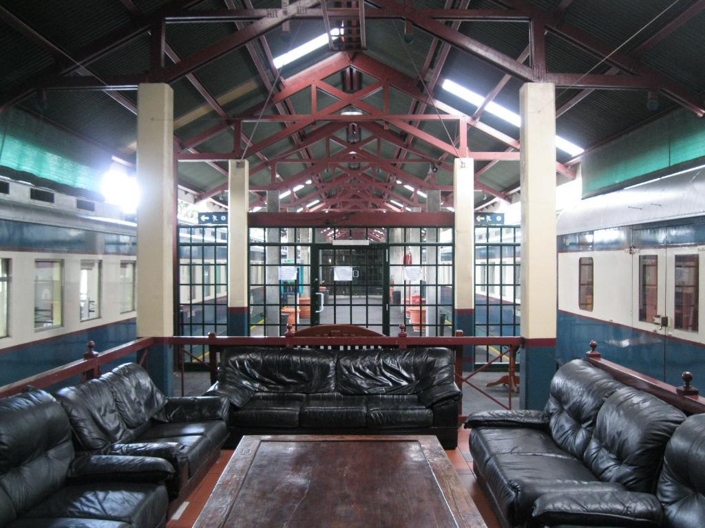 African Train Lodge