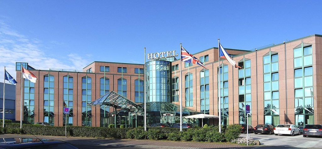 ホテル アマデウス フランクフルト