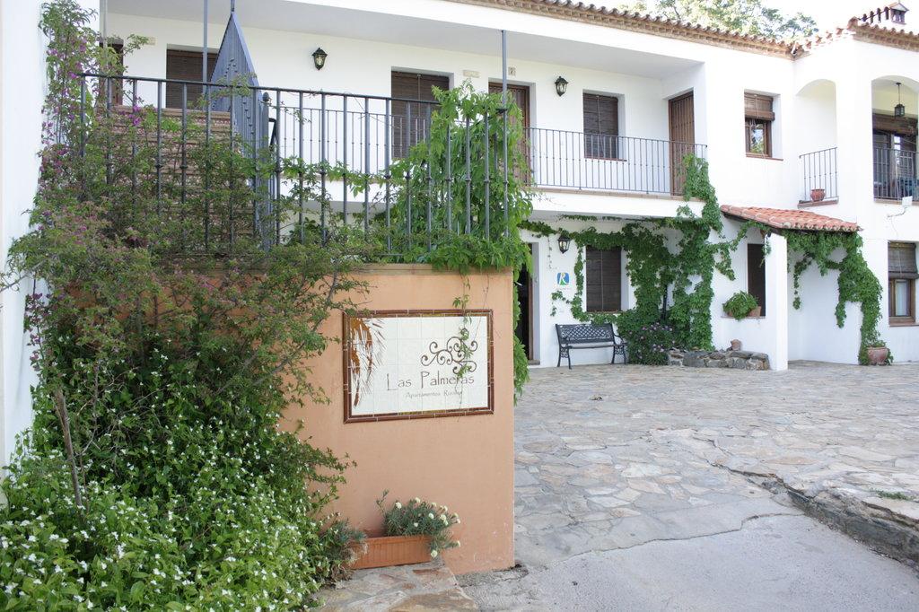 Apartamentos Rurales Las Palmeras