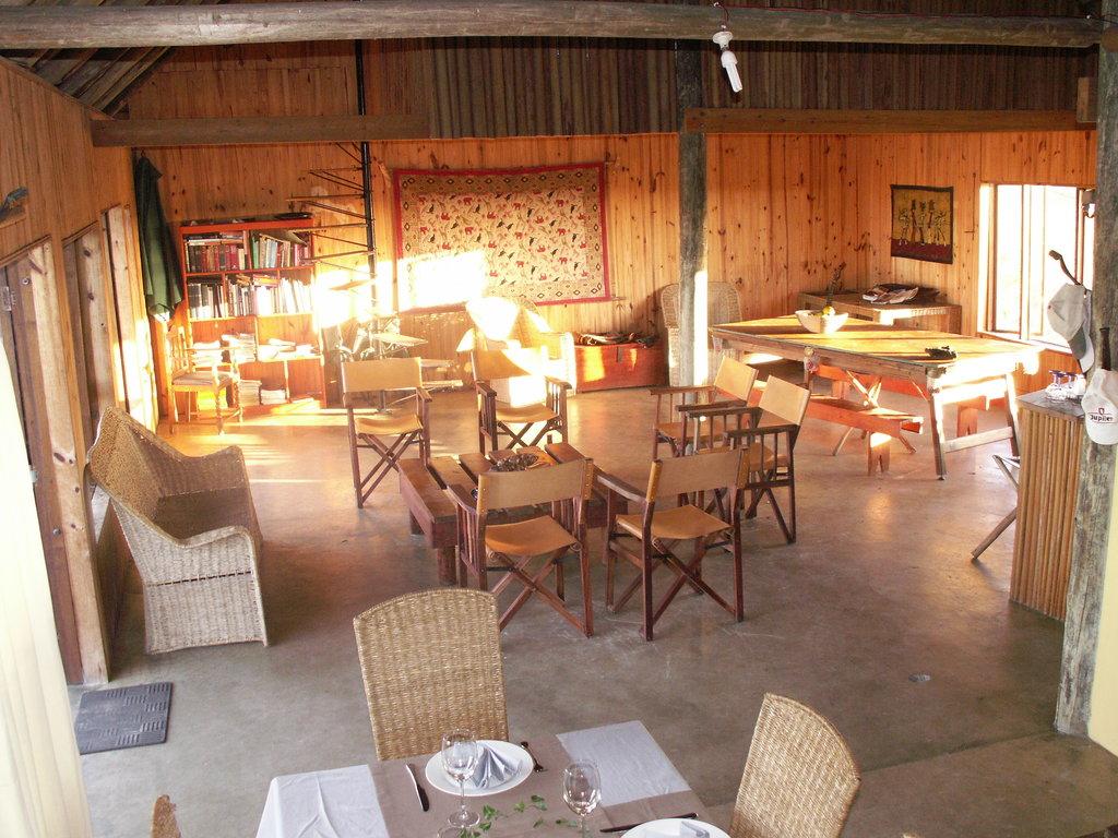 Memela Bush Lodge, Maputaland