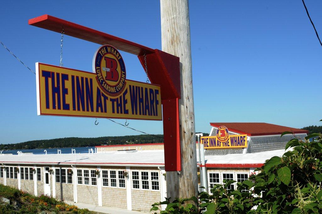 The Inn at the Wharf