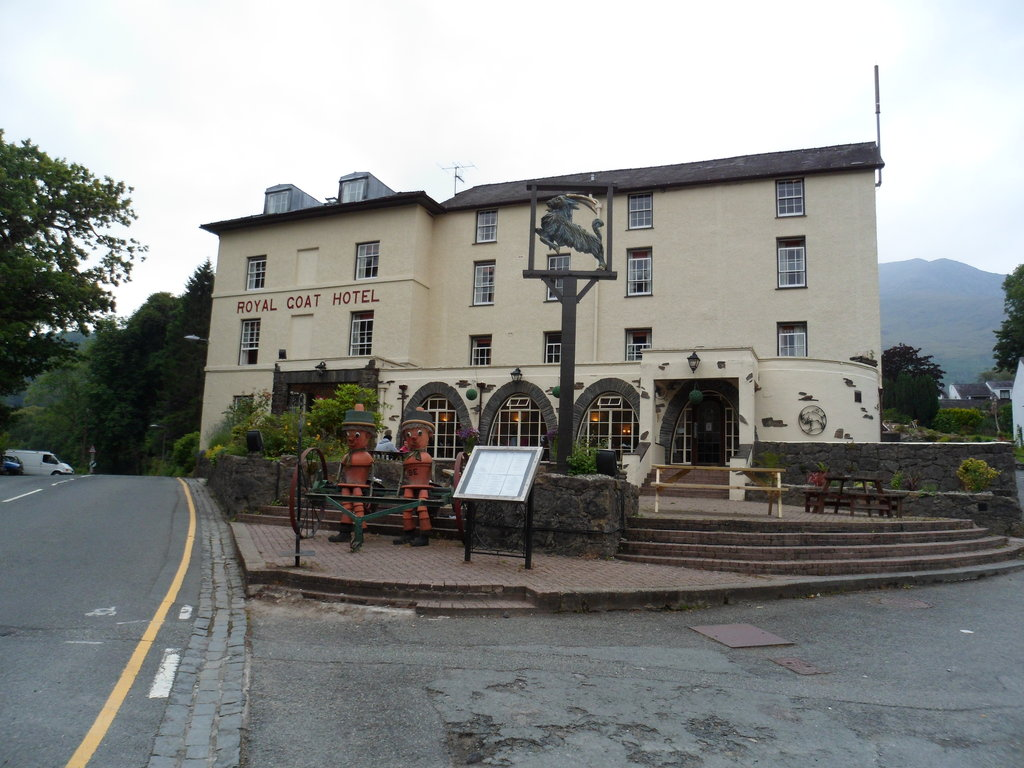 Royal Goat Hotel