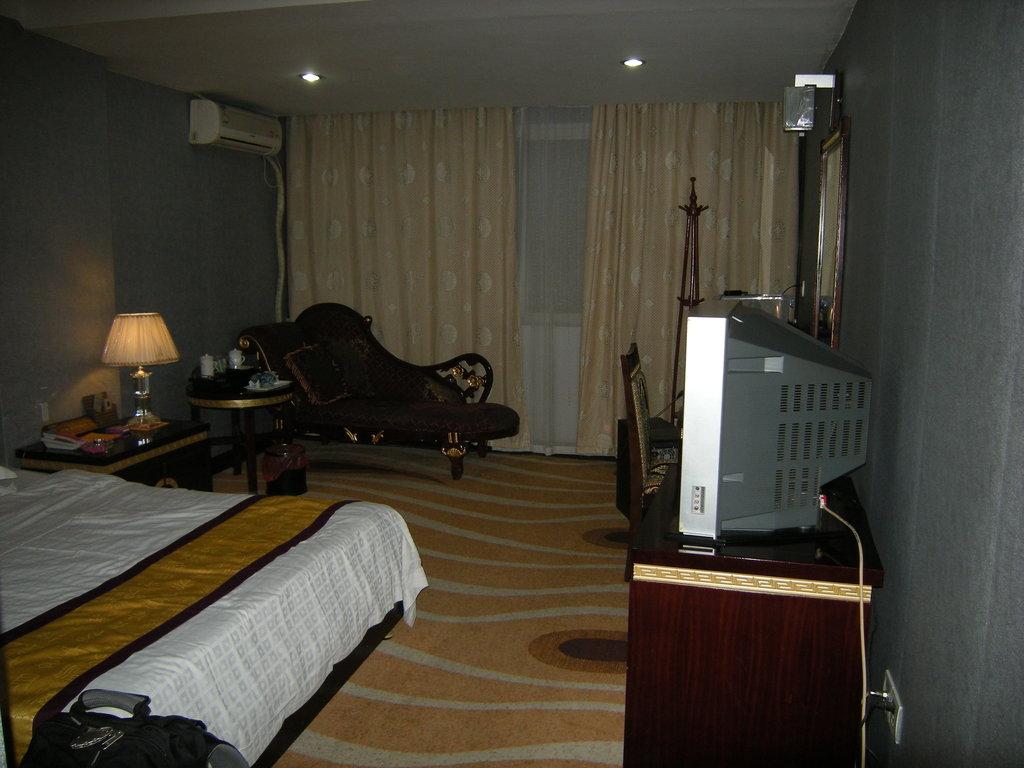 湛江フワナン ホテル (湛江华南大酒店)