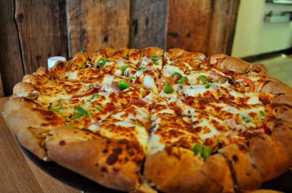 Beau Jo's Pizza Idaho Springs