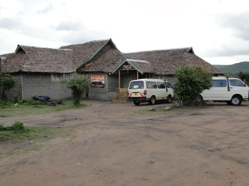 Masai Mara Manyatta Camp
