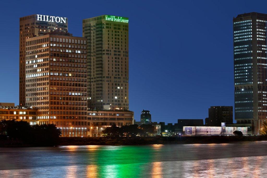 هيلتون القاهرة مركز التجارة العالمى