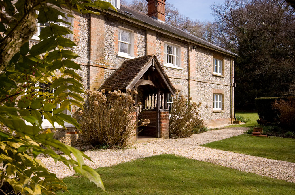 Langley Wood House