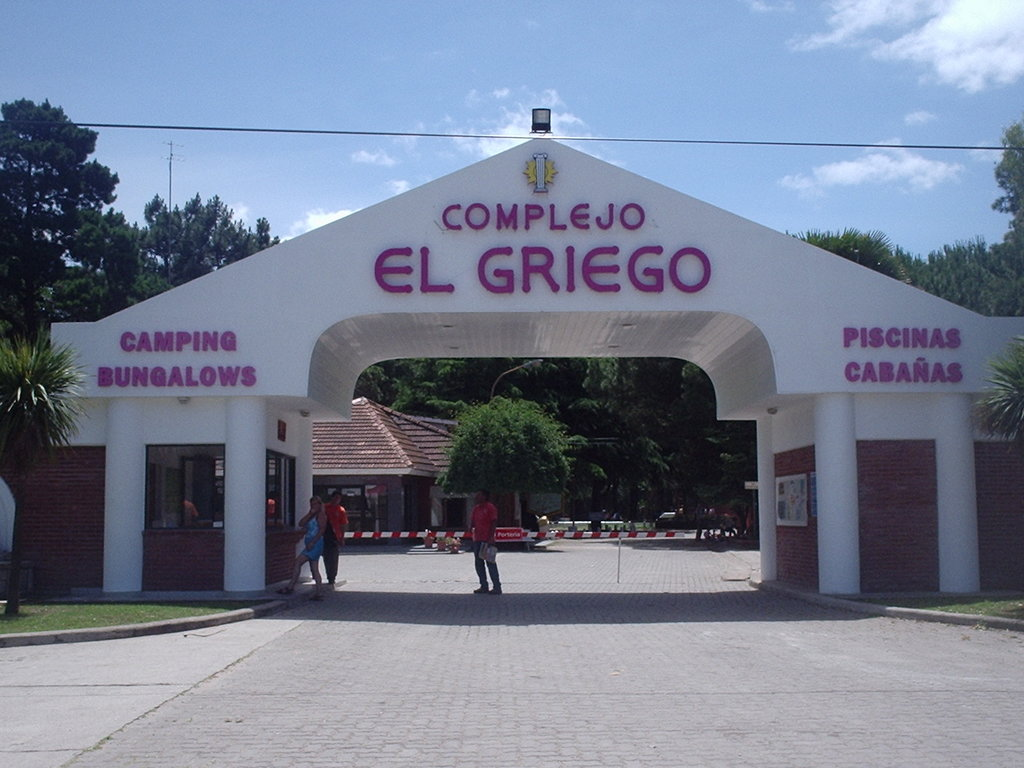 El Griego Water Park & Cabins