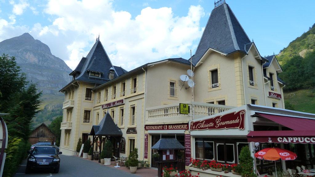 Hotel Le Marbore