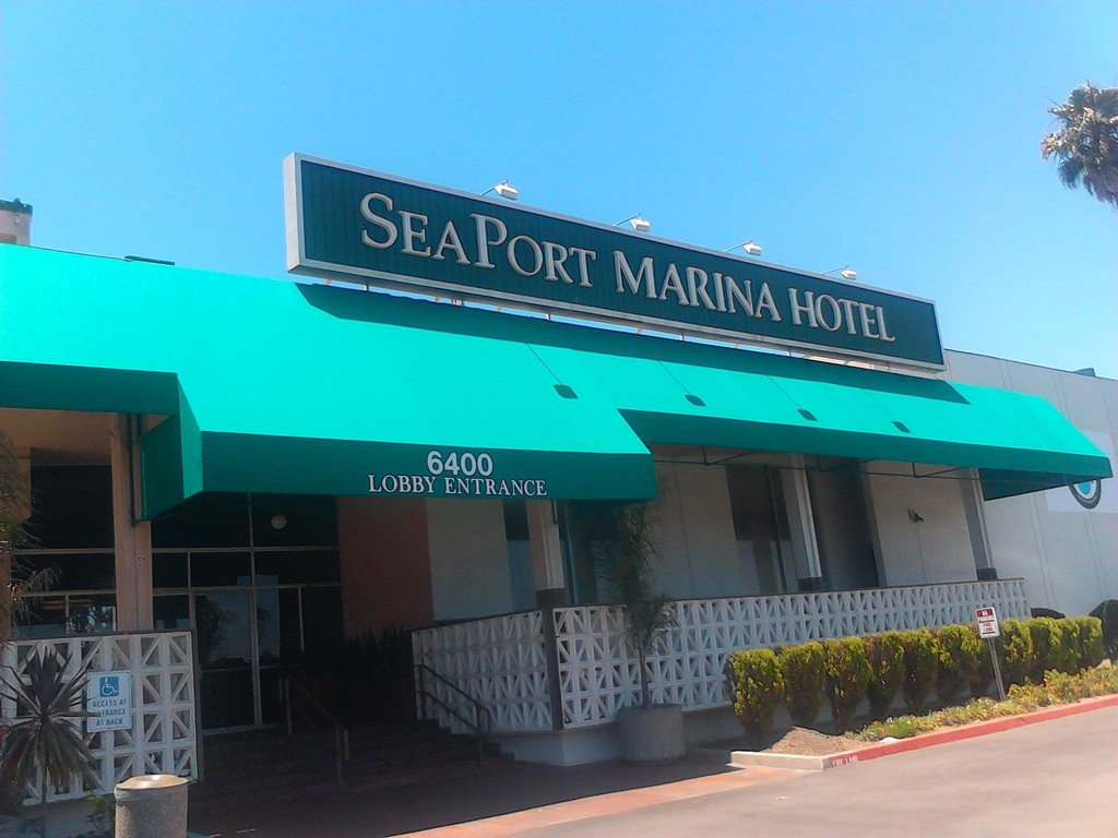 시포트 마리나 호텔