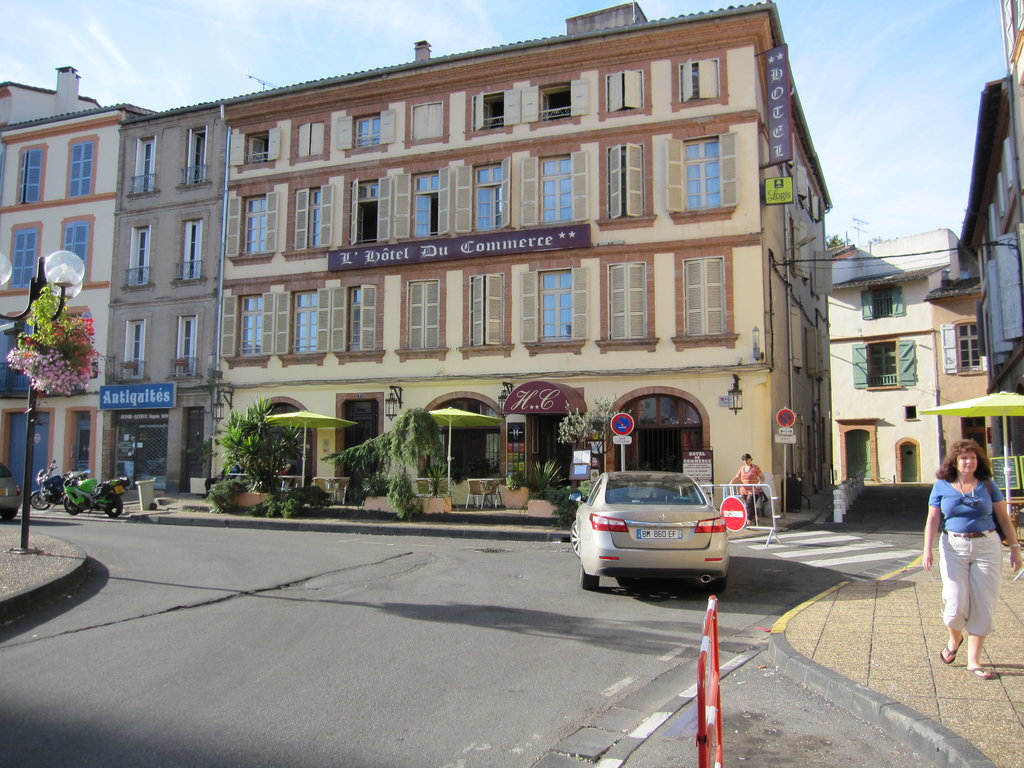 L'Hotel Du Commerce