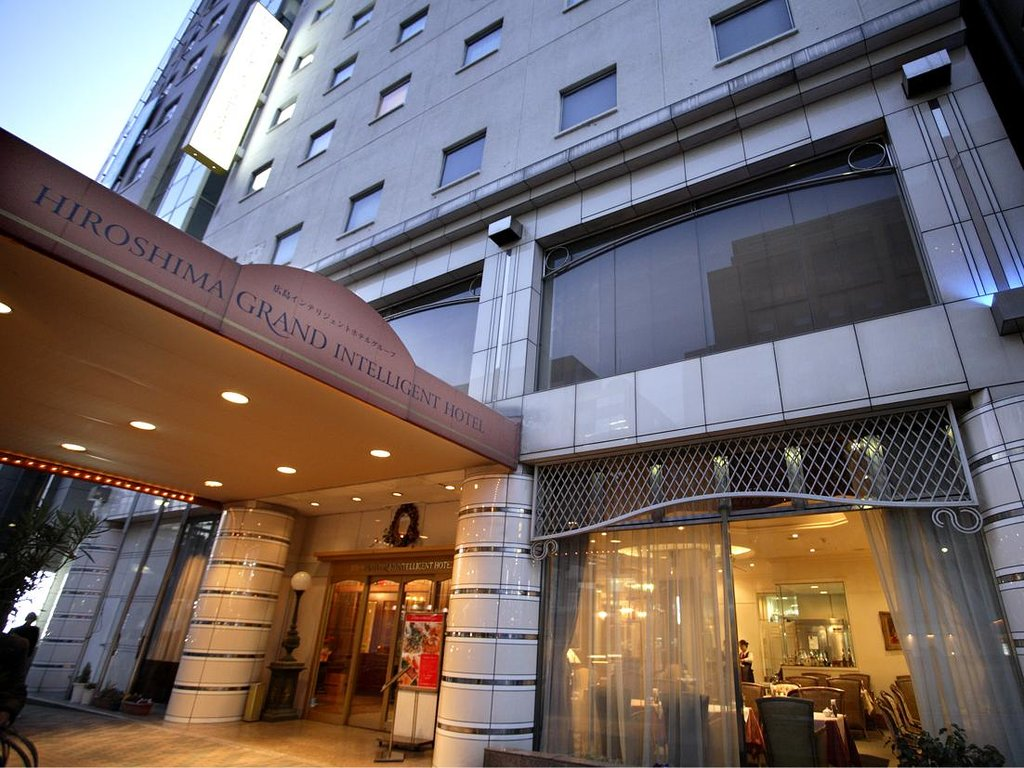 ‪Hiroshima Intelligent Hotel Grand‬