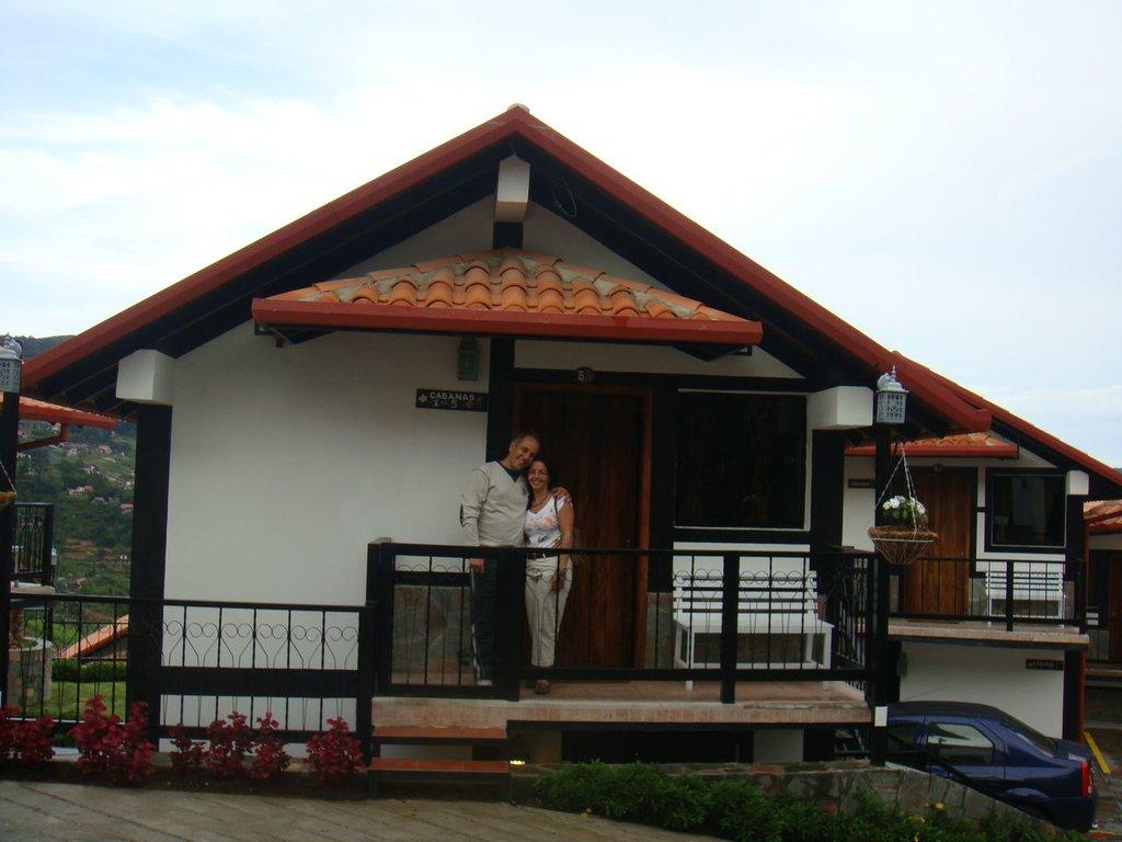 Cabanas Garden