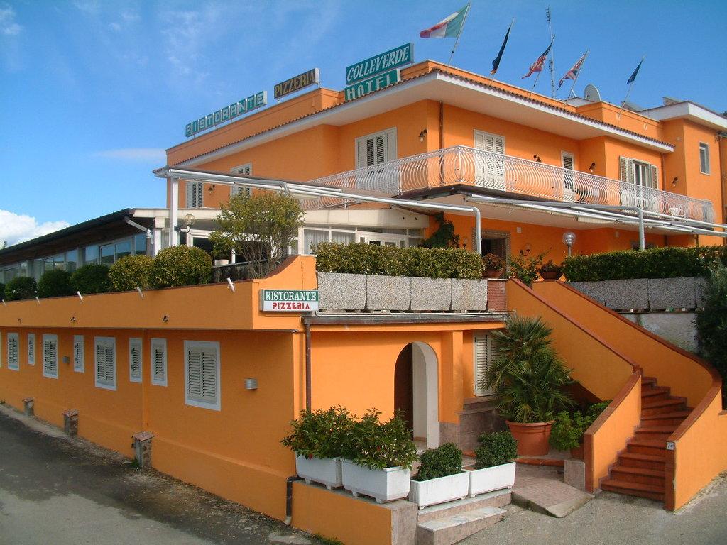 Hotel Ristorante Il Colleverde