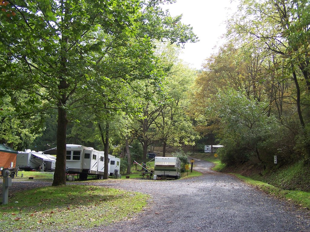 Allentown KOA Campground