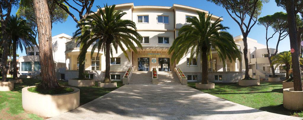 호텔 테르메 마리네 레오폴도 II
