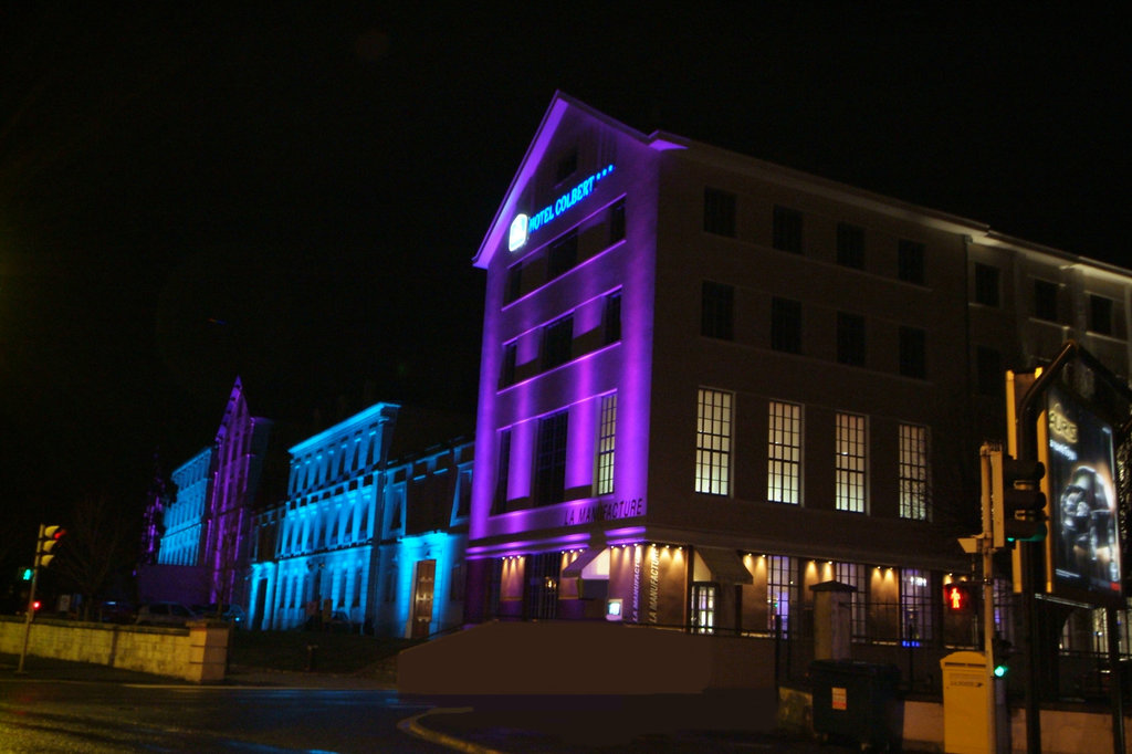 ベストウェスタン ホテル コルベール