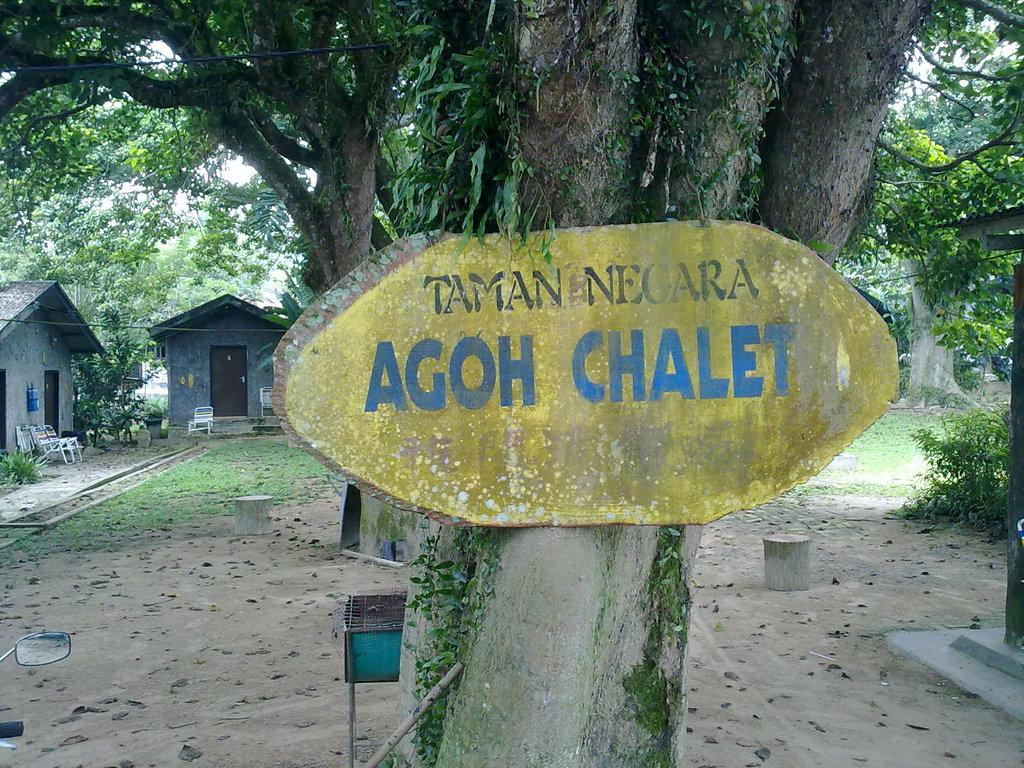 Agoh Chalet