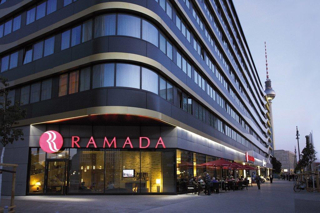 라마다 호텔 베를린 알렉산더플라츠