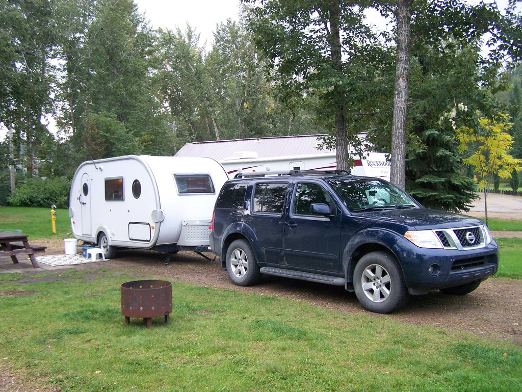 Devon Lions Campground