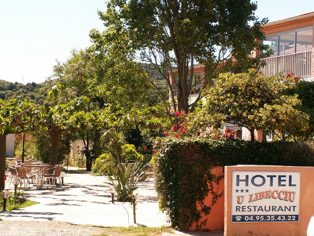 Hotel U Libecciu