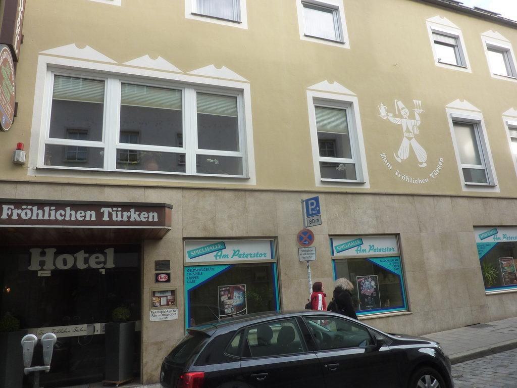 Hotel Zum Frohlichen Turken