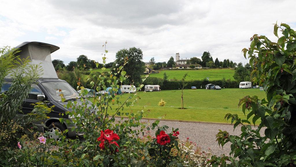 Greenway Farm Caravan & Camping Park
