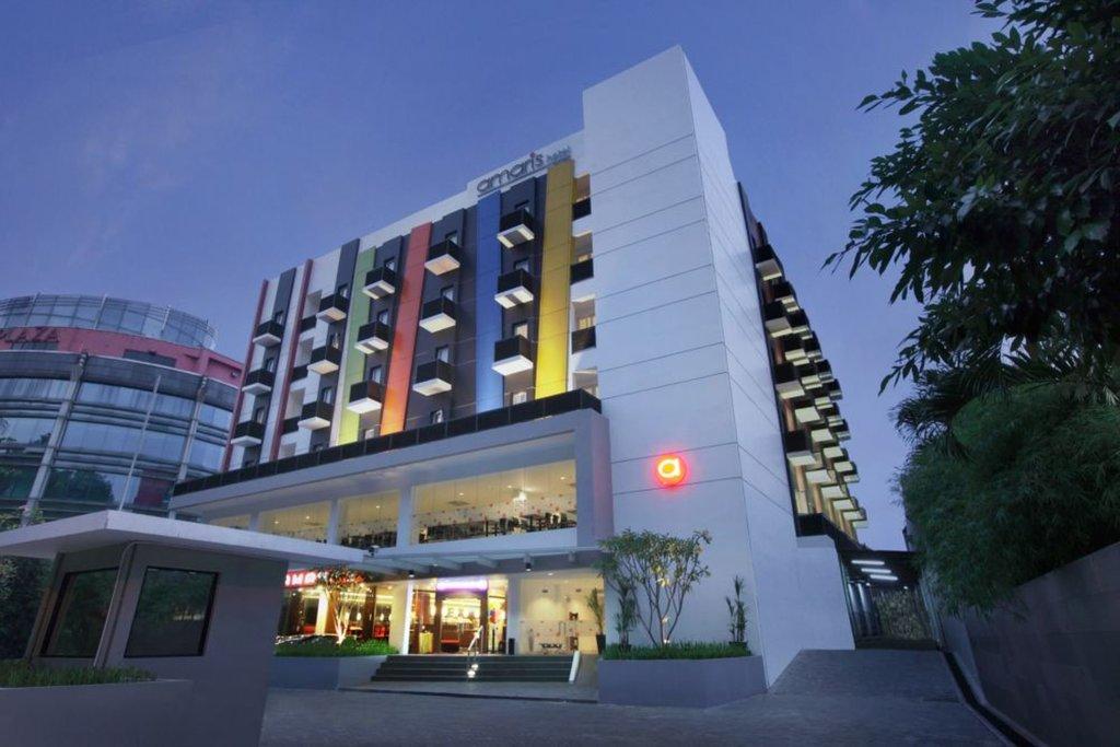 โรงแรมอมาริส พัดจาดจารัน โบกอร์