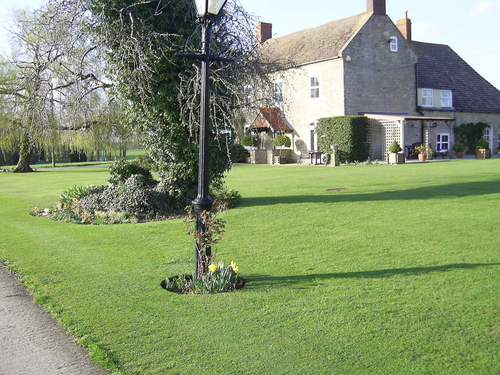 Lincoln Lodge Farmhouse