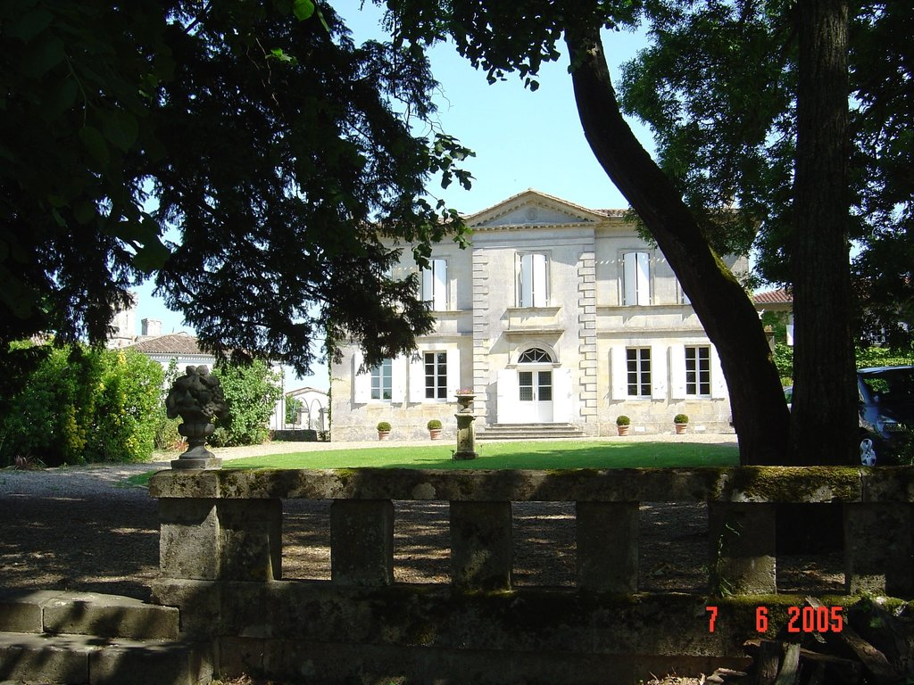 Chateau Franc-Pourret