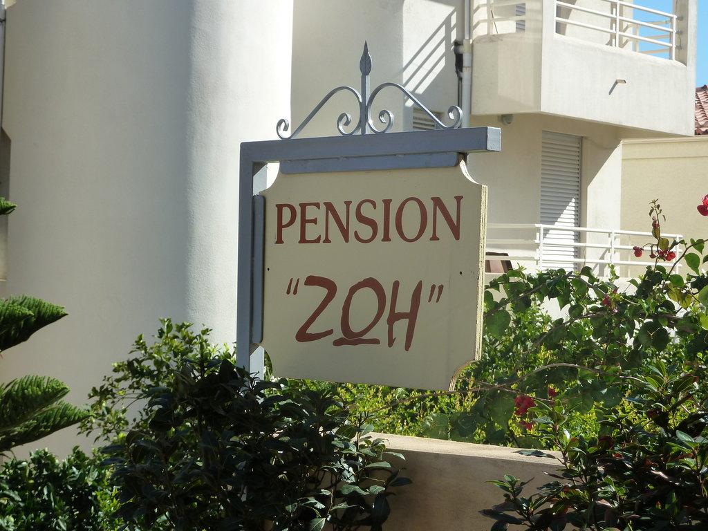 Zoe Pension